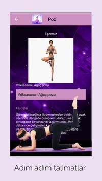 Yoga Egzersizleri: Yeni başlayanlar için yoga Ekran Görüntüsü 5