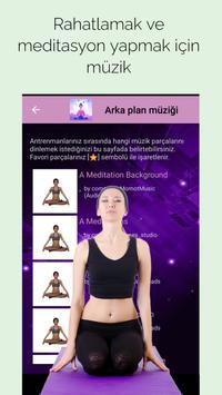Yoga Egzersizleri: Yeni başlayanlar için yoga Ekran Görüntüsü 6