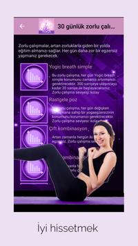 Yoga Egzersizleri: Yeni başlayanlar için yoga Ekran Görüntüsü 7