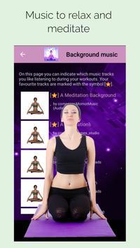 Yoga for beginners - Easy yoga poses screenshot 14