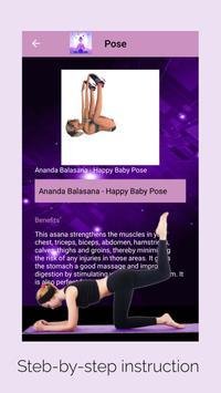 Yoga for beginners - Easy yoga poses screenshot 13