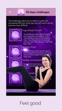 Yoga for beginners - Easy yoga poses screenshot 23