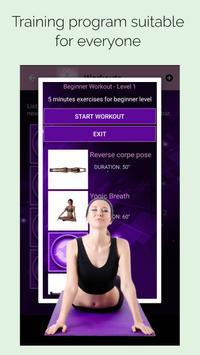 Yoga for beginners - Easy yoga poses screenshot 2