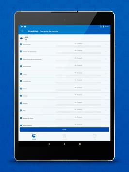 Mintel Checklist screenshot 10