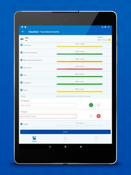 Mintel Checklist screenshot 11