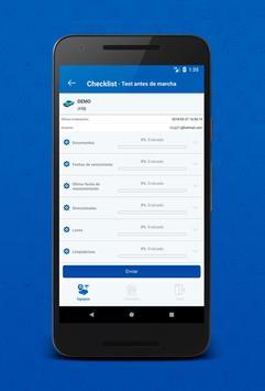 Mintel Checklist screenshot 3