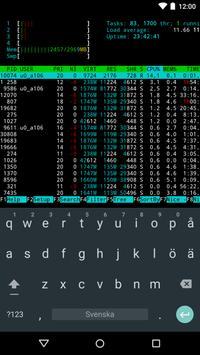 Termux screenshot 1
