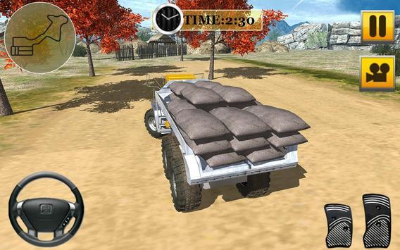 City Cargo Truck Transport screenshot 16
