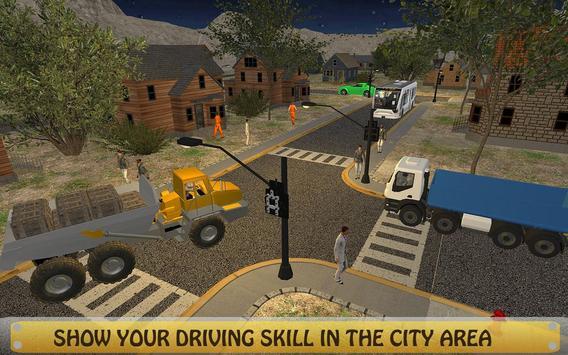 City Cargo Truck Transport screenshot 11
