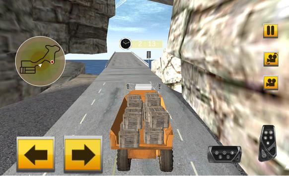 City Cargo Truck Transport screenshot 1