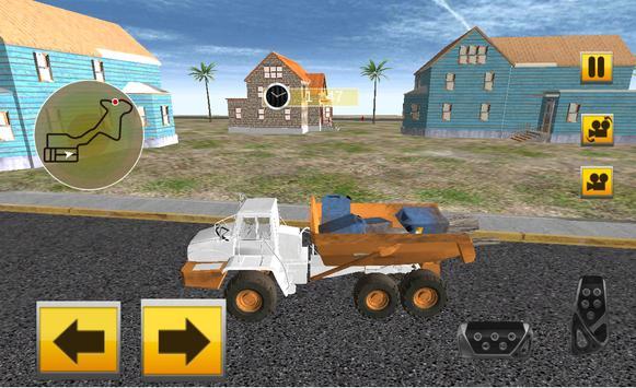 City Cargo Truck Transport screenshot 22