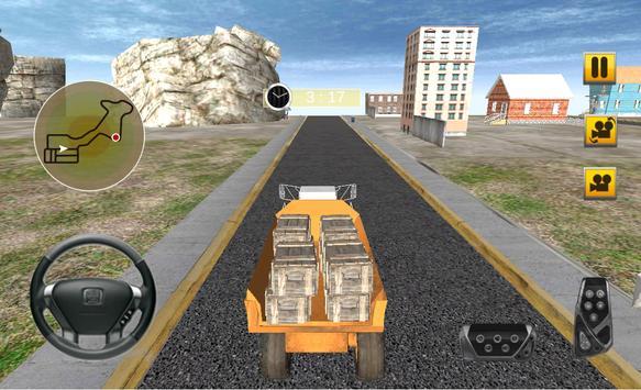 City Cargo Truck Transport screenshot 23