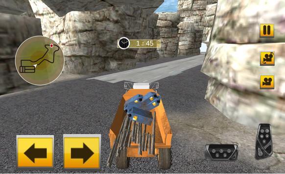 City Cargo Truck Transport screenshot 2