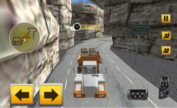 City Cargo Truck Transport screenshot 5