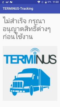 TERMINUS - Tracking screenshot 1