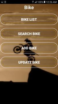 Bike ShowRoom Management App screenshot 1