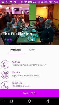 Hotel Finder screenshot 2