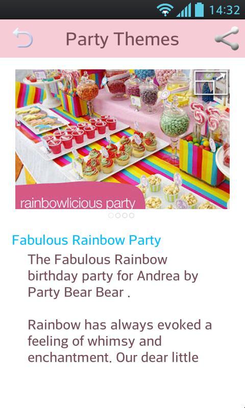 Party Bear Bear poster