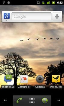 Sun Rise Free Live Wallpaper screenshot 1