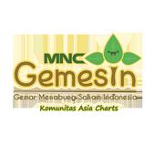 Gemesin Asia Charts icon