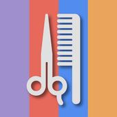 美髮師小本本 - 專為美髮師設計的管理小幫手 icon
