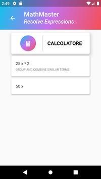 MathMaster - Solve Expressions screenshot 12