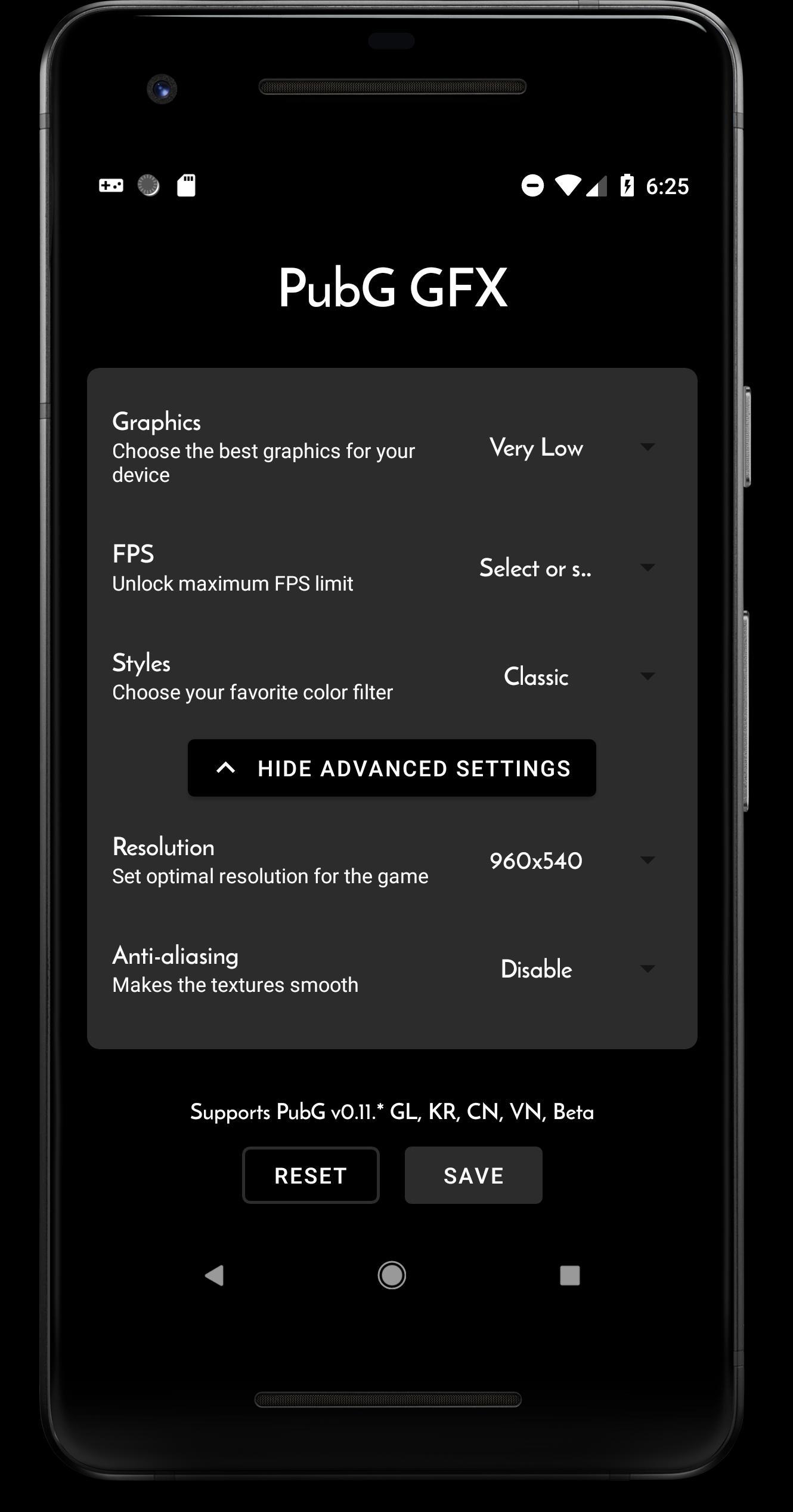 Pubg Mobile Best Graphics Settings
