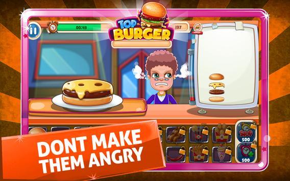 Fast Burger Restaurant screenshot 3