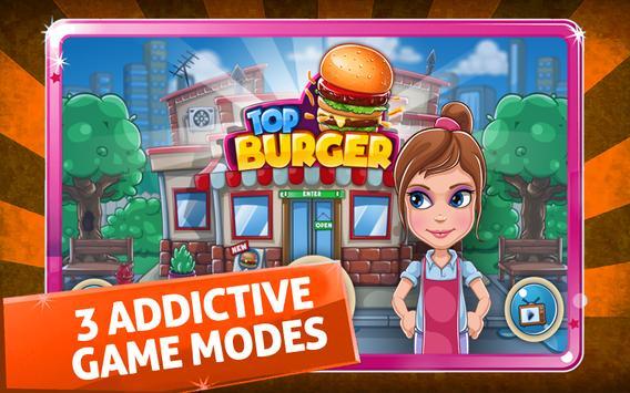 Fast Burger Restaurant poster