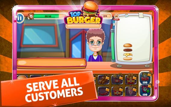 Fast Burger Restaurant screenshot 2