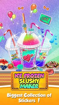 Ice Frozen Slushy Maker poster