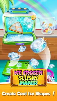 Ice Frozen Slushy Maker screenshot 4