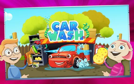 Smart Car Wash Salon poster