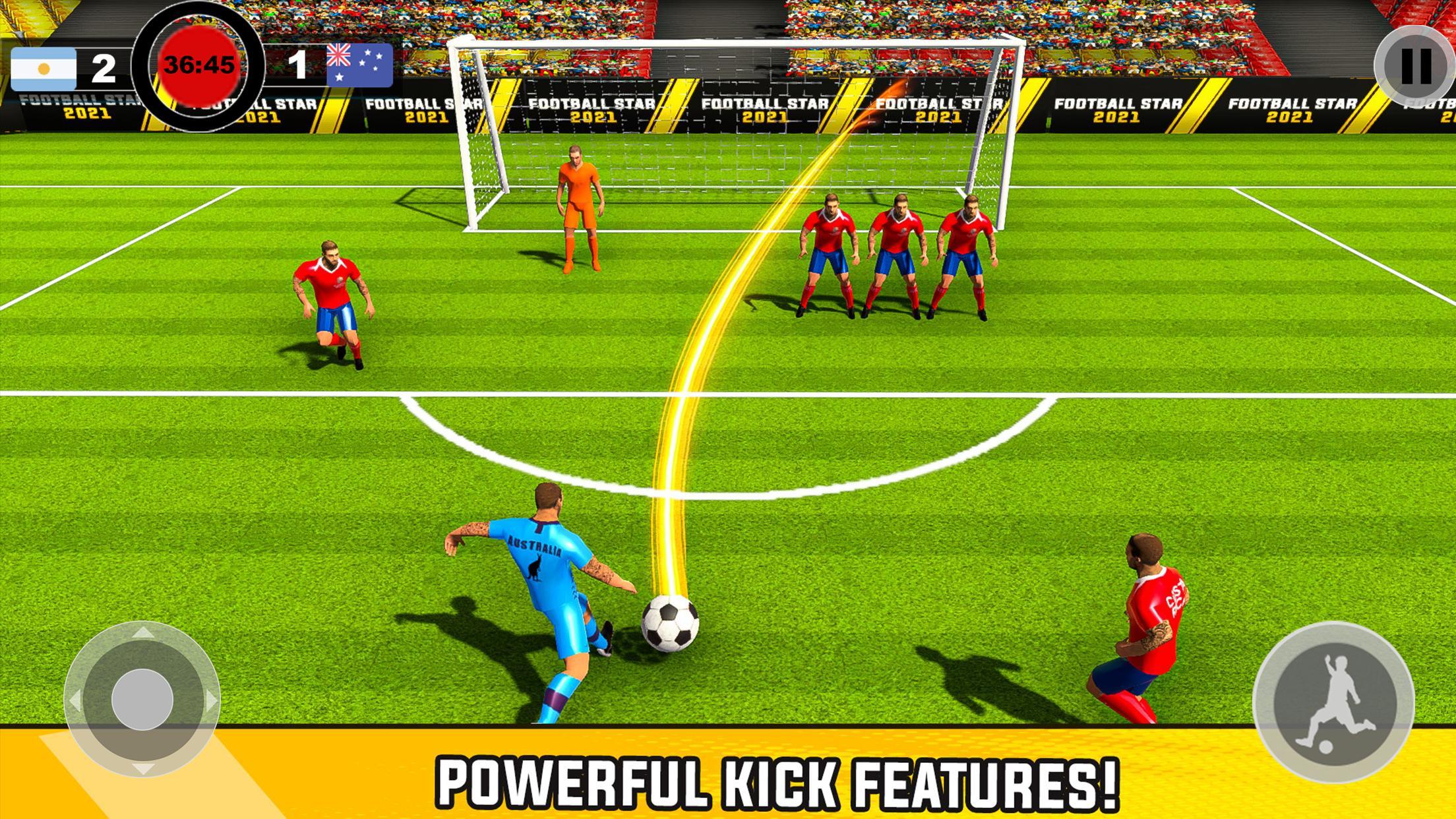 Dream Champions League 2021 : Soccer Strike 2022 for ...