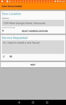 Concierr screenshot 7