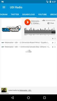 UDI Radio screenshot 5