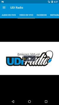 UDI Radio screenshot 1