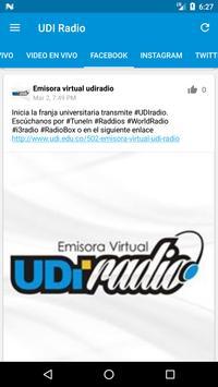 UDI Radio screenshot 2