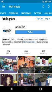 UDI Radio screenshot 3