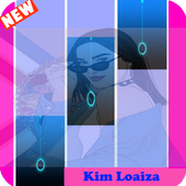 Kim Loaiza & JD Pantoja PIANO TILES GAME icon