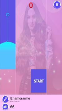 Kim Loaiza & JD Pantoja PIANO TILES GAME screenshot 6