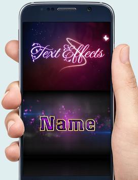 1 Schermata Text Effects Pro - Text on photo