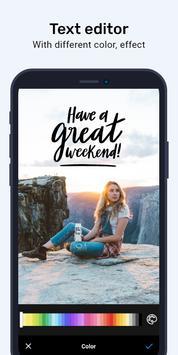 Add Text On Photo - Photo Text Editor screenshot 2