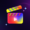Video Maker: Video Editor With Music And Slideshow 图标