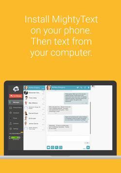 SMS कंप्यूटर से एसएमएस स्क्रीनशॉट 6