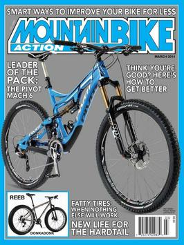 Mountain Bike Action Magazine poster