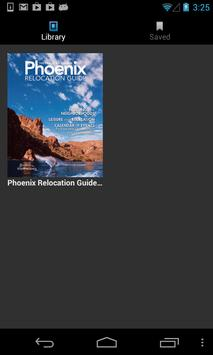 Phoenix Relocation Guide poster