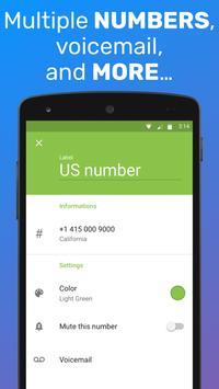 TextMe Up Free Calling & Texts screenshot 4