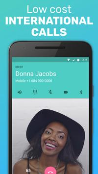 FreeTone Free Calls & Texting скриншот 3