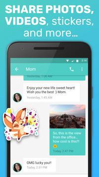 FreeTone Free Calls & Texting скриншот 2